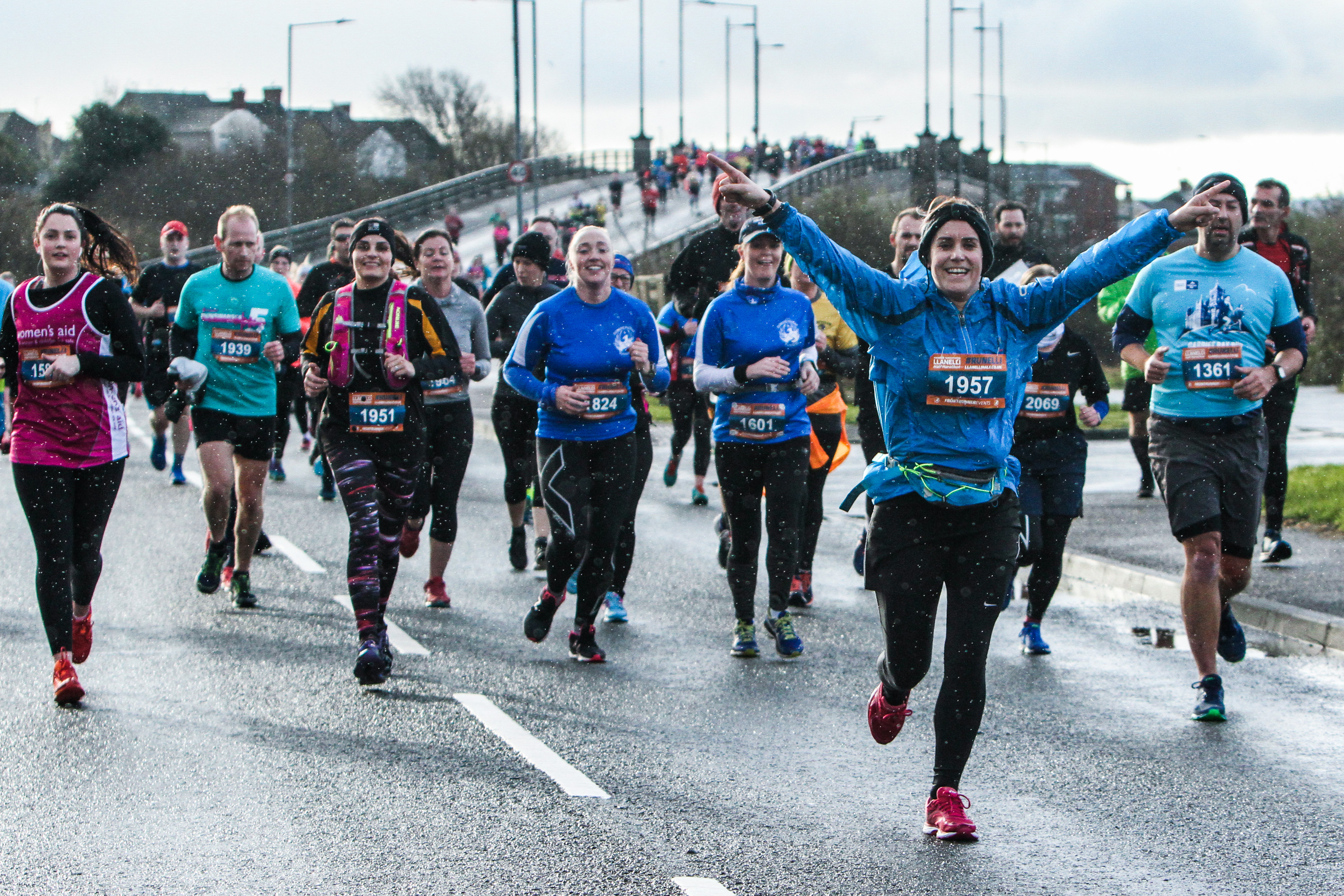 New Risk Kitchen Llanelli half marathon date – and your options