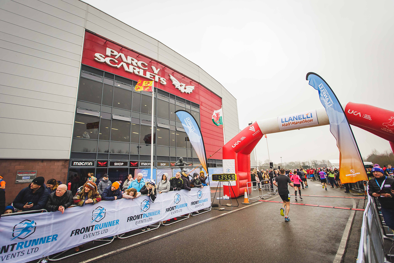 New Route Announced for Llanelli Half Marathon