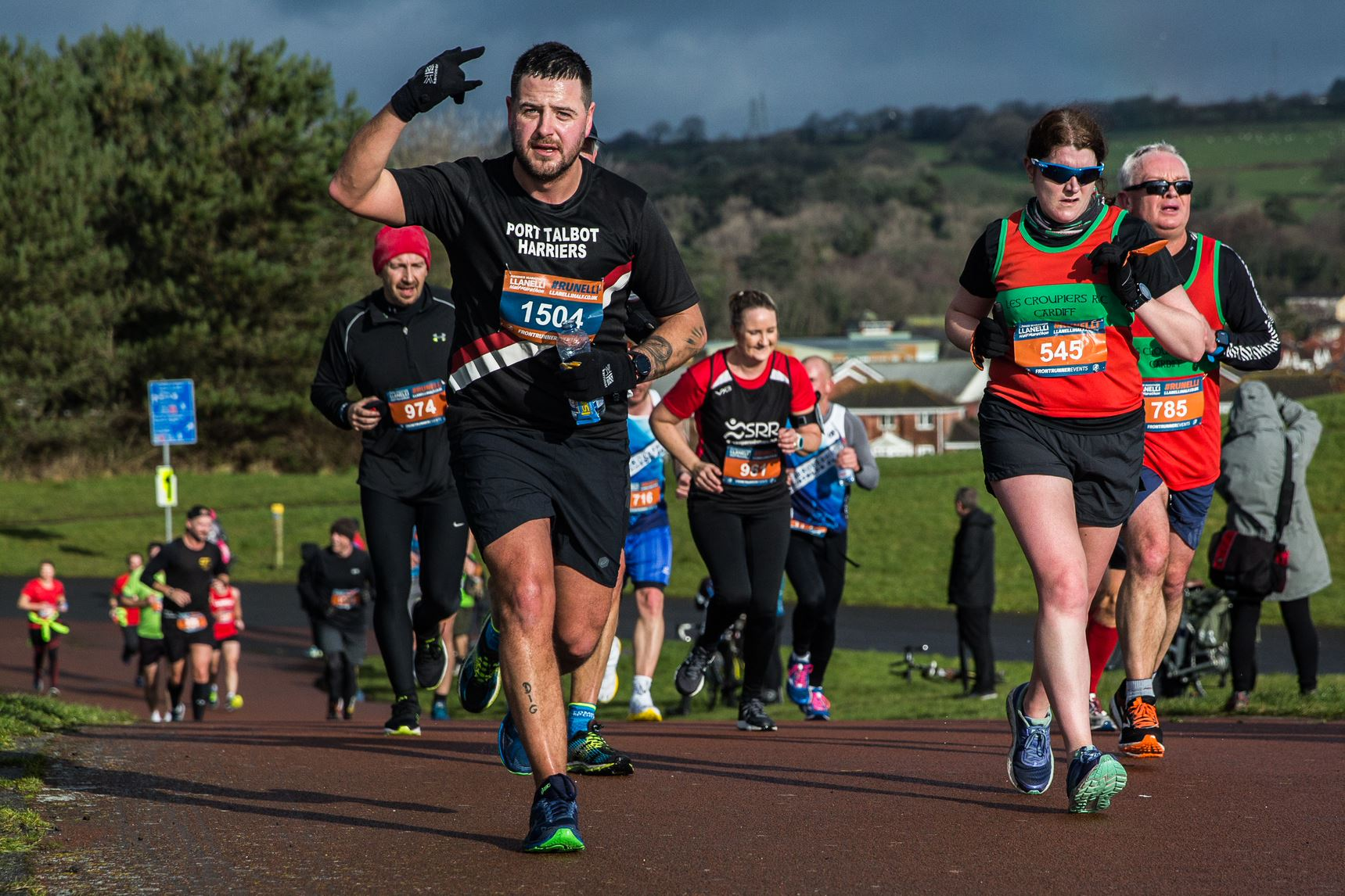 Everything You Need To Know About The Risk Kitchen Llanelli Half Marathon